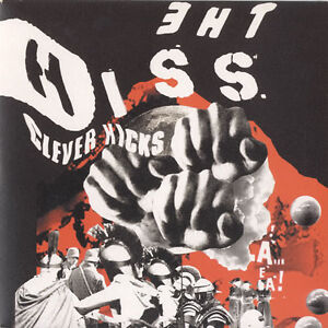 THE-HISS-Clever-Kicks-2003-UK-limited-edition-2-track-7-034-single-o-BLUE-VINYL