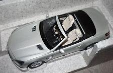NOREV Mercedes-Benz SL R231 Kristallsilber metallic MAGNO 1:18 in OVP