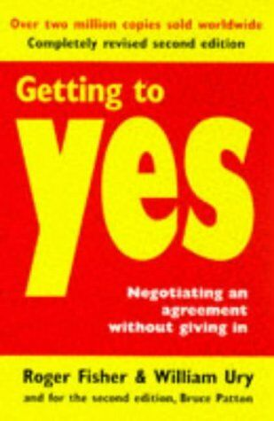 (Good)0099248425 Getting to Yes: Negotiating Agreement without Giving in,Roger F