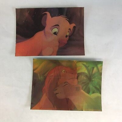 THE LION KING SERIES 2 Trading Cards 1 Full Box 100 Packs by Disney Skybox