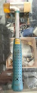 Vintage-GLOBEMASTER-Safety-Hammer-No-60400-P-Made-In-Japan-13-034-Long