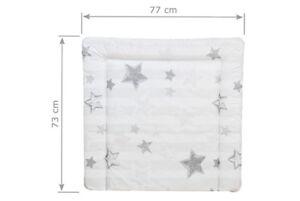 Wasserfeste Wickelauflage 77 X 73 Cm F 80 Cm Wickelaufsatz Sterne