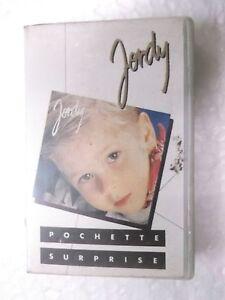 JORDY-POCHETTE-SURPRISE-CLAMSHELL-1992-RARE-orig-CASSETTE-TAPE-INDIA-indian