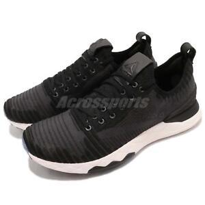 Reebok Floatride 6000 Ultraknit Noir Blanc Hommes Chaussures De Course Baskets CN1759