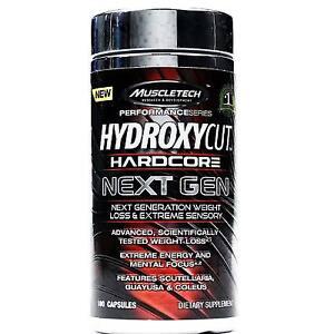 Muscletech-hydroxycut-hardcore-Next-Gen-Fat-burner-100-White-Caps