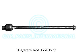 Moog Innere, Vorderachse Links, Spurstange Achse Gelenk, LR-AX-5020
