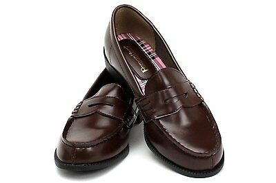 "Japanese school shoes ""Loafer"" fits seifuku cosplay costume Shibuya Harajuku"
