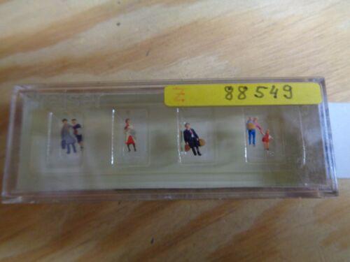 Personnages Neuf dans sa boîte Z = 1:220 Preiser 88549 des voyageurs