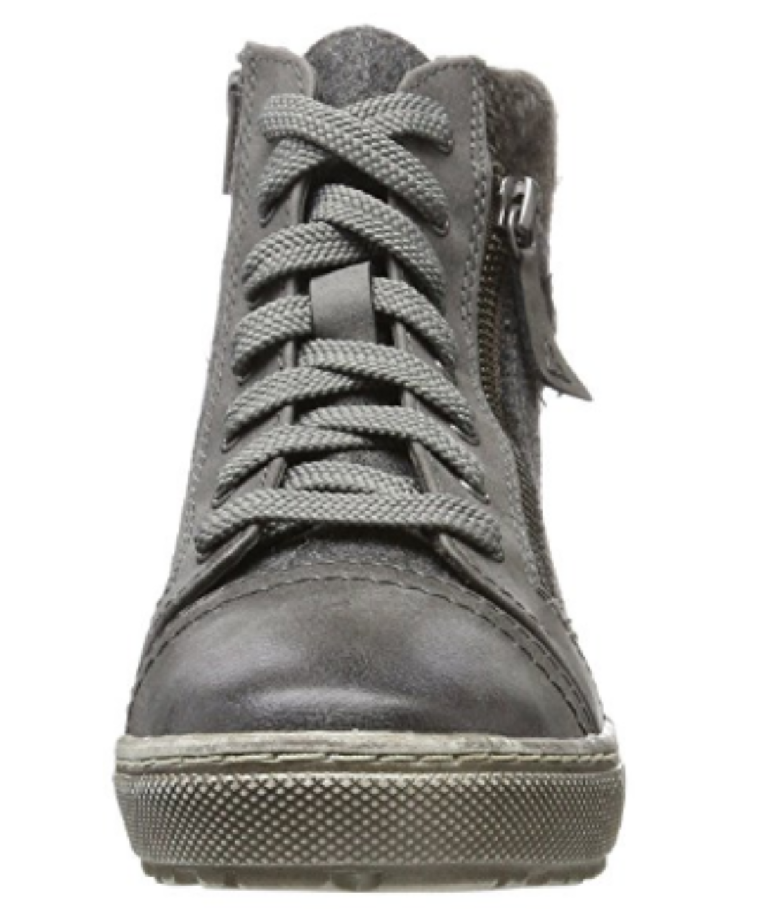 Jana Women's 26205 Hi-Top Trainers Grey Size UK UK UK 5 EU 38 NH07 08 SALEx 813a8e