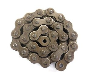 TSUBAKI-60-ANSI-ROLLER-CHAIN-60TW10-3-4-034-PITCH-1-FT-10-1-2-IN-SINGLE-STRAND