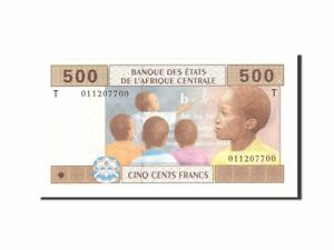 113709-Stati-dell-Africa-centrale-500-Francs-2002-KM-106T-Undated-FDS