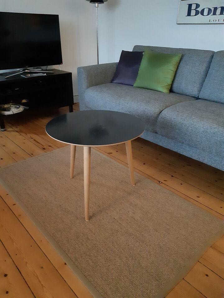 Sofabord, Mikado, egetræ