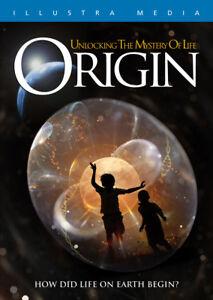 ORIGIN - Unlocking The Mystery Of Life DVD