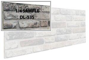 3D Wall Panel - Brick Effect 3D Luxury Wall  Decor Polystyrene - DL-135
