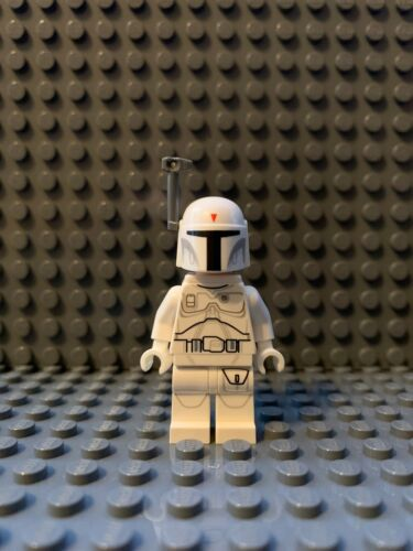 White Boba Fett Minifig LEGO Star Wars SW0631