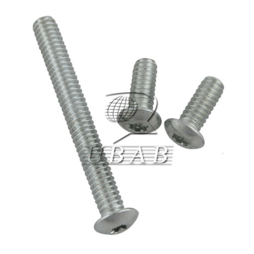 3pcs Trim Torx Bolts Stainless Steel Windshield Kit for Harley 2014-2016 Touring
