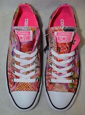 10514c4be38 Converse All Star Women s CT OX Digital Floral White Mult Sneaker-Asst  Sizes NWB