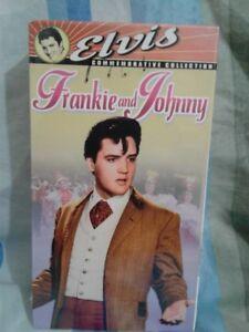 FRANKIE-AND-JOHNNY-ELVIS-PRESLEY-DONNA-DOUGLAS-HARRY-MORGAN-NEW-SEALED-MGM-VHS-O