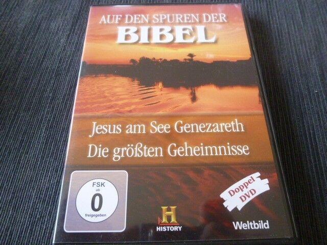 """DVD """"Auf den Spuren der Bibel"""" / 2.419"""