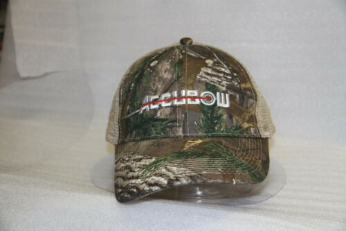 ACCUBOW BASEBALL CAP