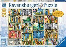 RAVENSBURGER*PUZZLE*500 TEILE*COLIN THOMPSON*MAGISCHES BÜCHERREGAL*NEU+OVP