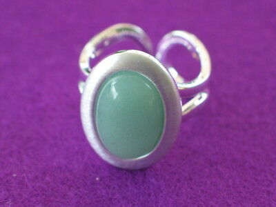 Gemstone Earrings With Sterling Silver Hooks /& Green Aventurine Beads LB268