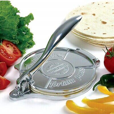 per pasta e tortilla Pressa per tortilla e roti DOITOOL 20 cm in ...