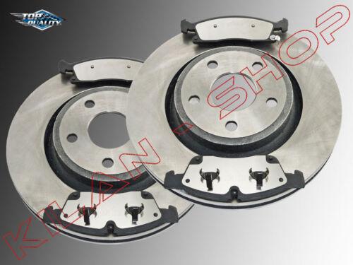 Bremsscheiben Keramik Bremsklötze vorne Jeep Grand Cherokee WK 2011-2015 Diesel