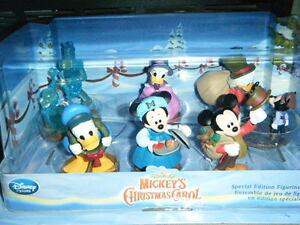 image is loading disney mickey 039 s christmas carol figure play - Mickey Christmas Carol