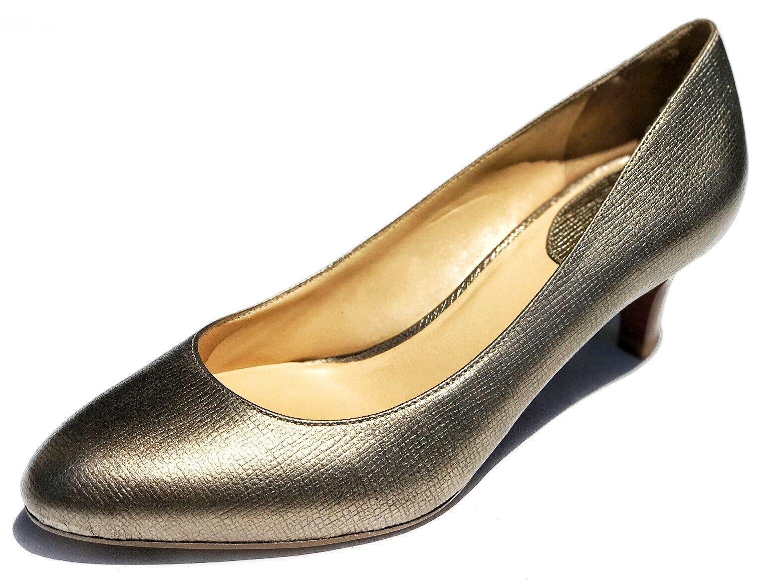 Cole Haan Damenschuhe Hana Leder Pump Heel Dress Schuhes 9.5 NEW IN BOX