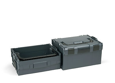 Werkzeugkoffer Bosch Sortimo i-Boxx Rack aktiv limited Edition leer