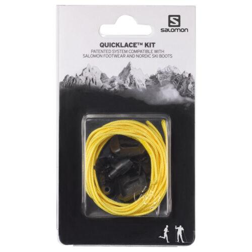 Salomon Quicklace Kit Ersatzschnürsenkel für Salomon-Schuhe