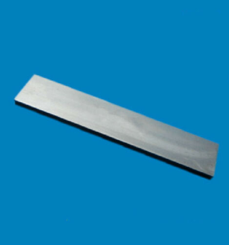1pcs 440C 9CR18MO Stainless Steel Plate Bar 4mm x 40mm x 300mm #E7-5  GY