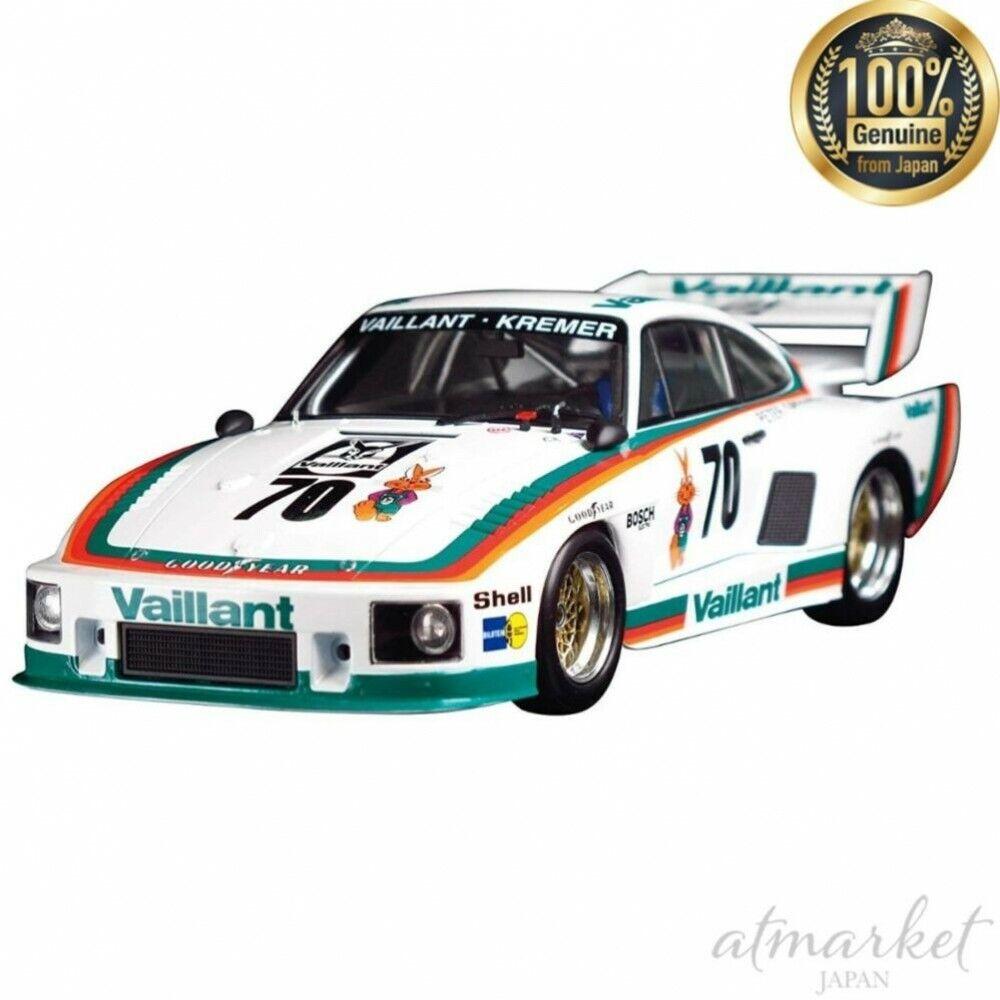 Aoshima Car Plastic model BEEMAX Series No.20 1 24 Porsche 935 K2 1977 DRM JAPAN