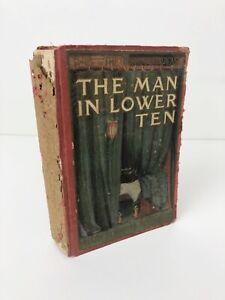 The Man In Lower Ten Mary Roberts Rinehart Grosset & Dunlap Book Mystery 1909