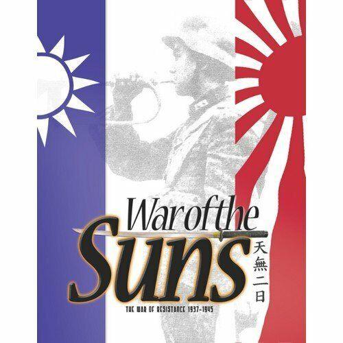 The Sun War, War, War, War Juego, New by MMP a7b