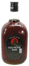 Old Monk Rum 7 Jahre alt aus Indien 1,0l