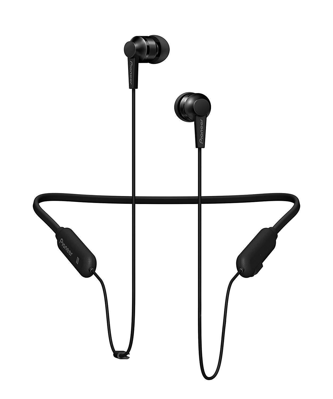 Pioneer SE-CL532 R L K P Closed Type In-Ear Headphones Red Blue Black Pink NEW