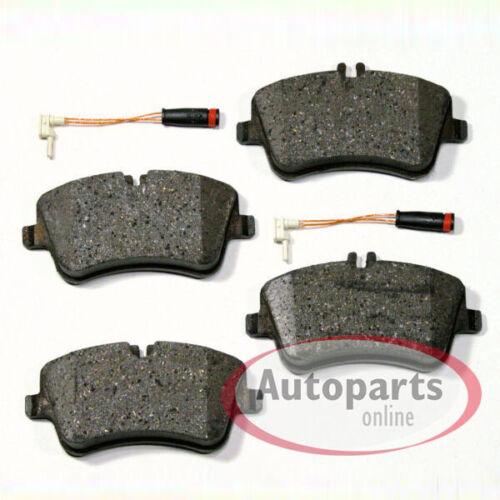 638 Bremsscheiben Bremsbeläge Warnkabel für vorne Vorderachse Mercedes Vito