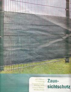 Sichtschutz Zaunschutz Garden Feelings Zaunsichtschutz 5 x 1m UV-beständig