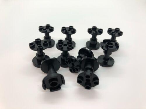 Space Tisch support 3940b Weltraum Lego ® 10x Stützen m Loch schwarz