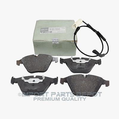 VIN#REQUIRED BMW Front Brake Pads Pad Set Premium 61282 Sensor 65579