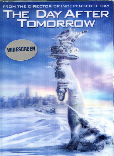 THE DAY AFTER TOMORROW Wide Screen Jake Gyllenhaal BRAND NEW & FACTORY SEALED