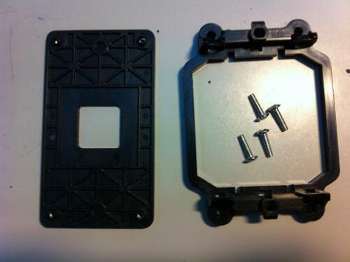 CPU Retention Bracket /& Plate *SAME DAY SHIPPING BEFORE 3PM PST* AMD Socket AM3