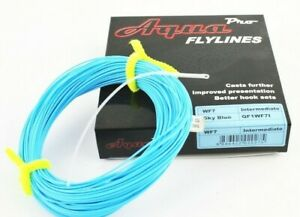 Aqua-Pro-Floating-Intermediate-Sinking-Sink-Tip-Floating-WF-DT-Fly-Fishing-Line
