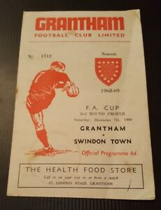 Grantham-v-Swindon-Town-F-A-Cup-2nd-Rd-Programme-07-12-68