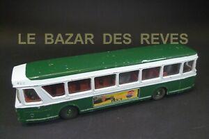DINKY TOYS FRANCE. Autobus parisien BERLIET.  REF: 889