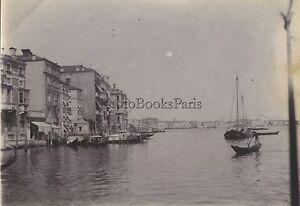 Venezia Italia Vintage Citrato snapshot Ca 1900