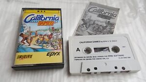 MSX-Game-California-Games