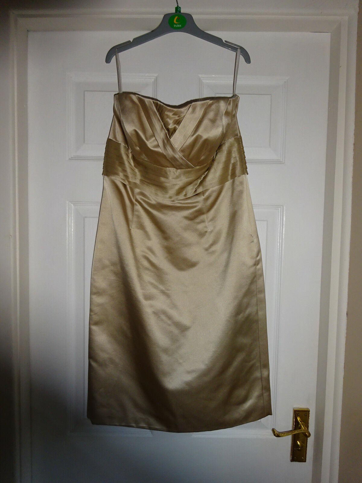 LADIES MONSOON BRIDAL DRESS SIZE 10